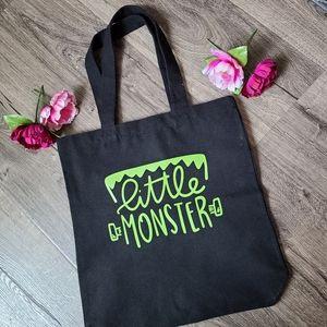 Little Monster Tote Bag